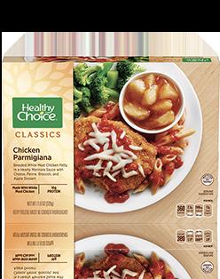 Frozen Meals Treats Healthy Choice