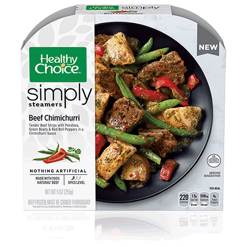 Balanced Meals - Simply Steamers | Healthy Choice