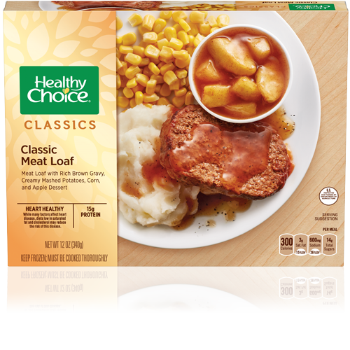 Classic Meat Loaf Healthy Choice