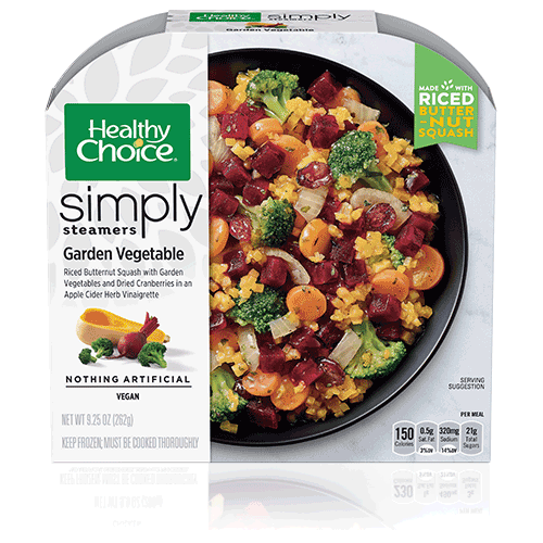 Balanced Meals - Simply Steamers