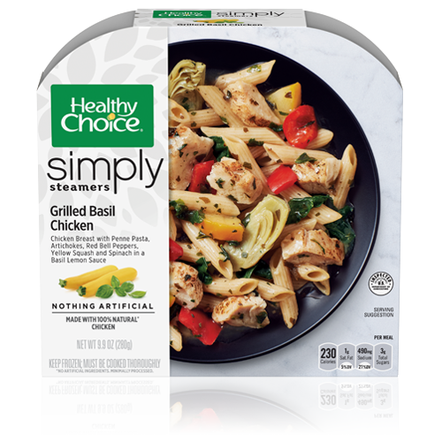 Simply Steamers Healthy Choice