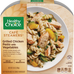 Healthy pasta choices
