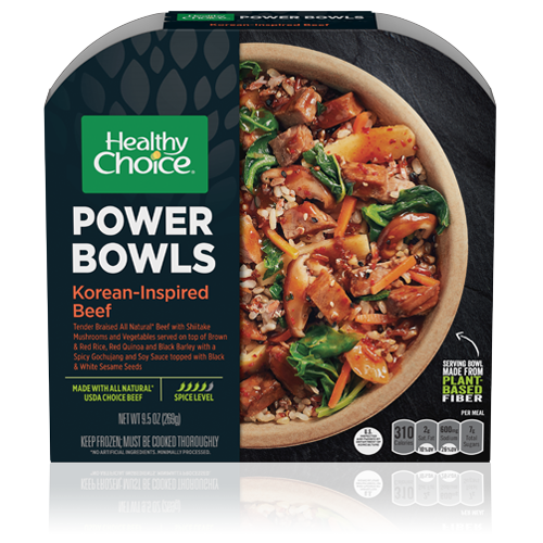 Healthy Frozen Meals Power Bowls Healthy Choice