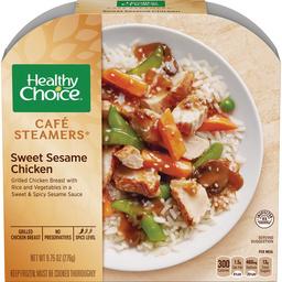 Sweet sesame chicken healthy choice forumfinder Images